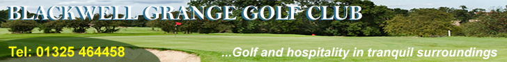 Blackwell Grange Golf Club - Golf and hospitality in tranquil surroundings