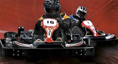 Go karting aberystwyth