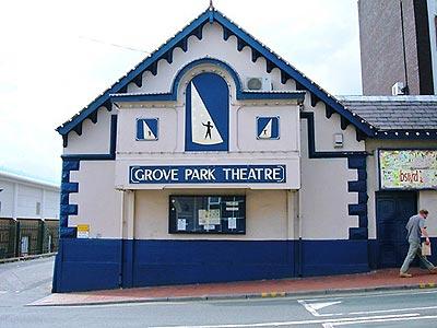 031b0b71534 Grove Park Theatre Historic Sites in Wrexham